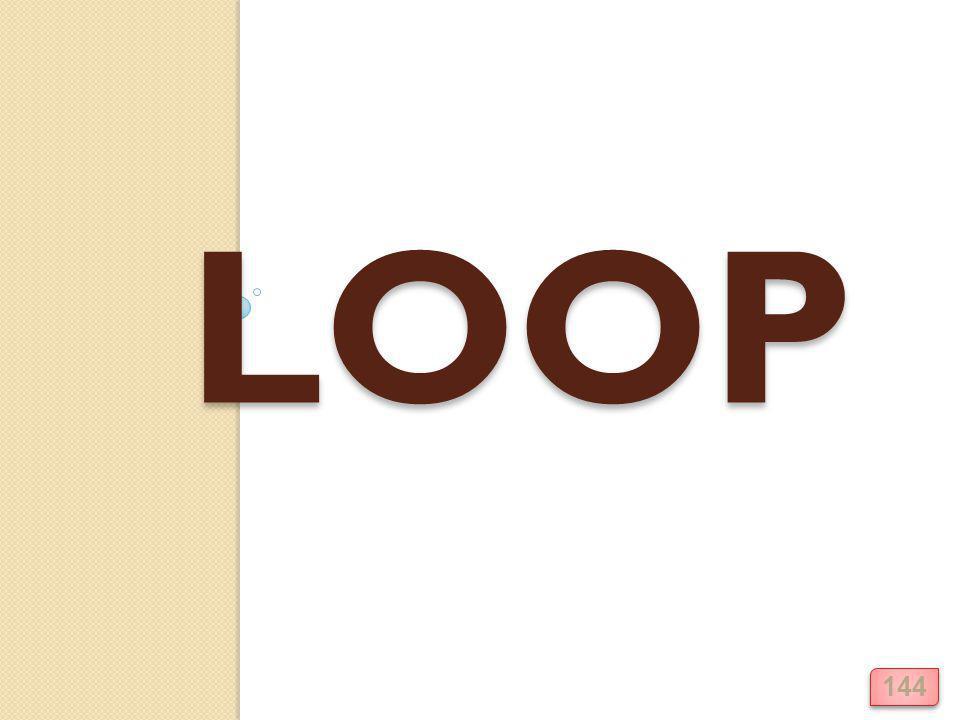 LOOP 144