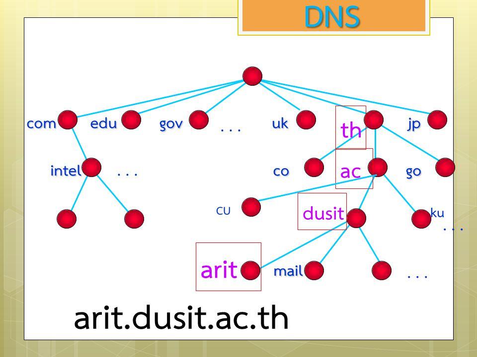 โดเมนเนมที่มีตัวอักษร 3 ตัว.comองค์กรธุรกิจ.eduสถาบันการศึกษา.govหน่วยงานราชการ Generic domain