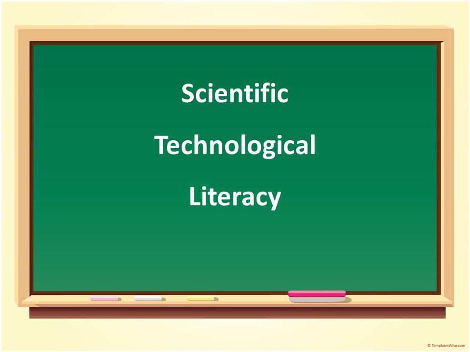ทำไมต้องเรียนวิทยาศาสตร์