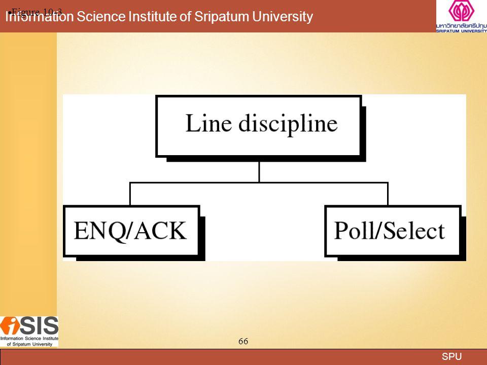 SPU Information Science Institute of Sripatum University 66 Figure 10-3
