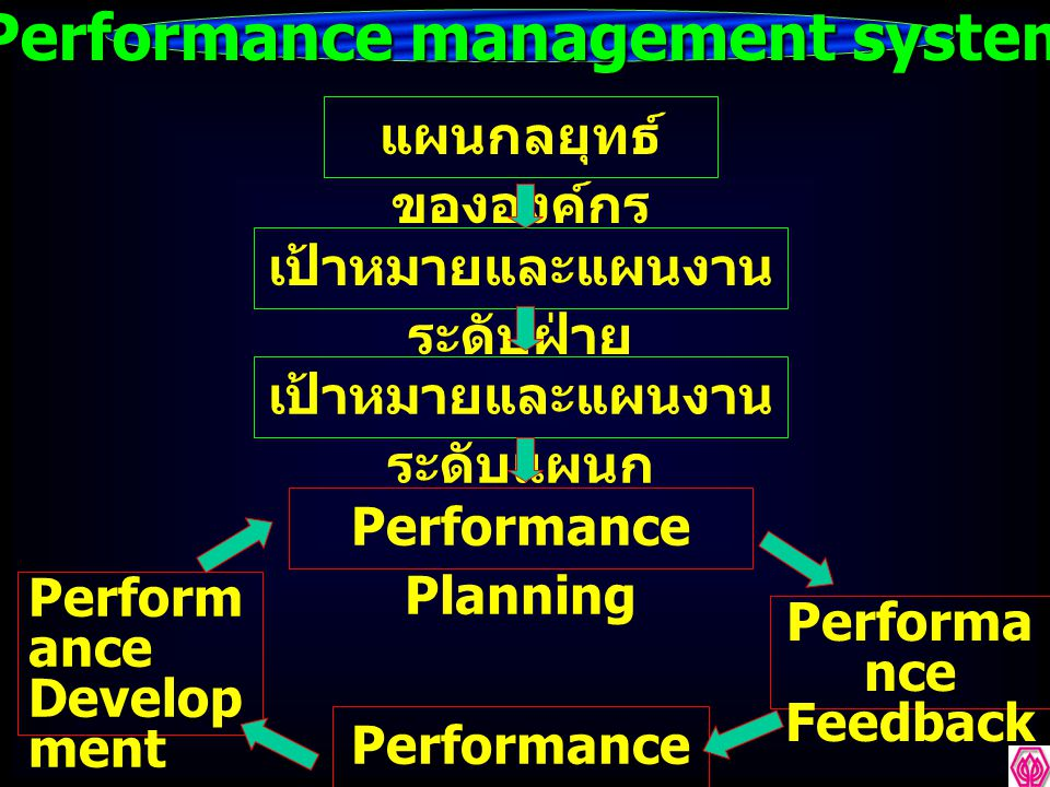  Using Performance Management Systems for HR Decisions and Performance Improvement 1.
