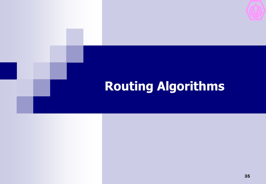 35 Routing Algorithms