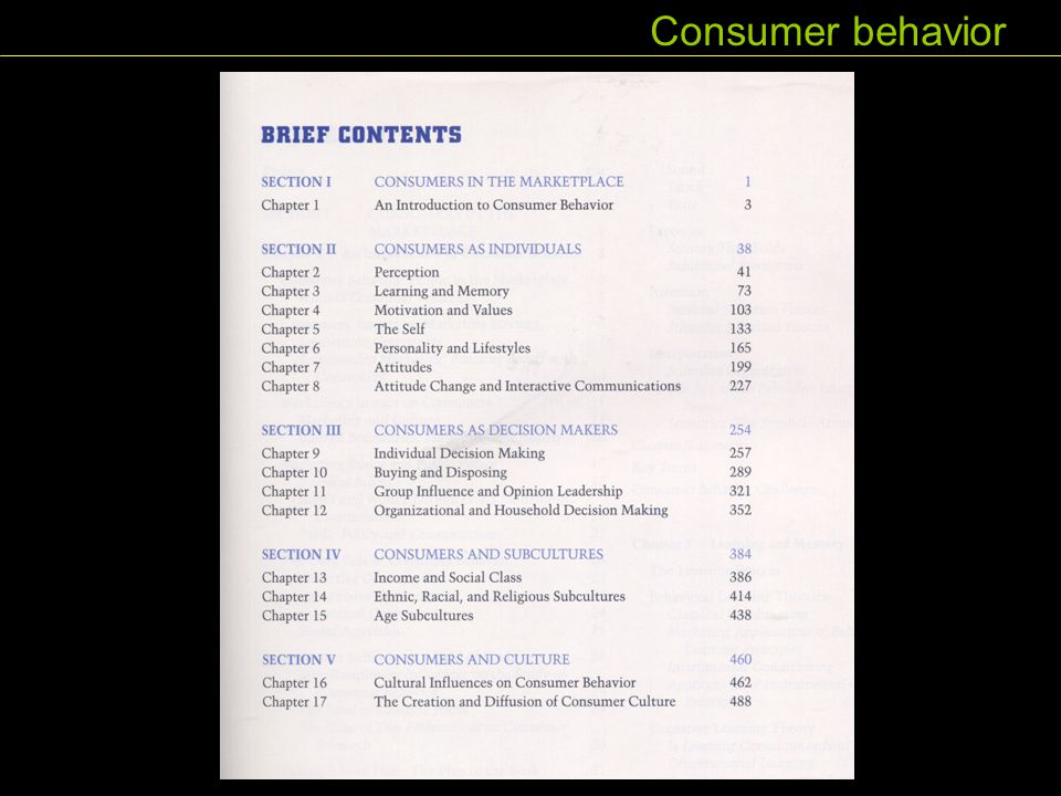 As shown in Figure 15.1:middle- age people make the most money Consumer behavior