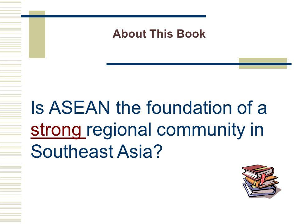 ASEAN VISION 2020 partnership in dynamic development
