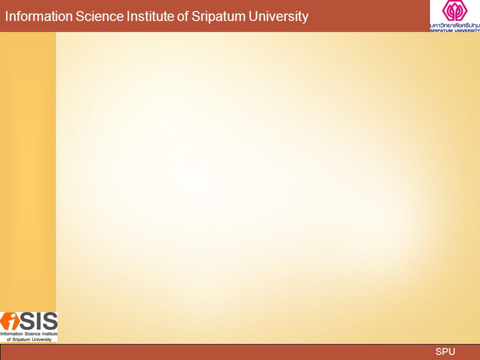 SPU Information Science Institute of Sripatum University
