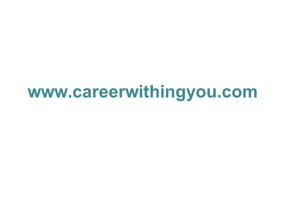 www.careerwithingyou.com