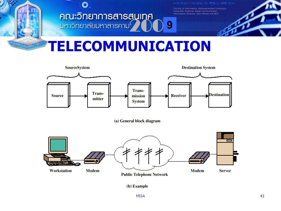 9 MISA42 TELECOMMUNICATION