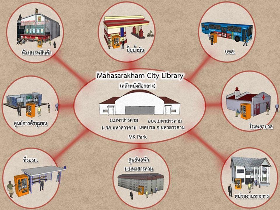 เชื่อมโยงเครือข่ายนวัตกรรมและเทคโนโลยี สารสนเทศห้องสมุด