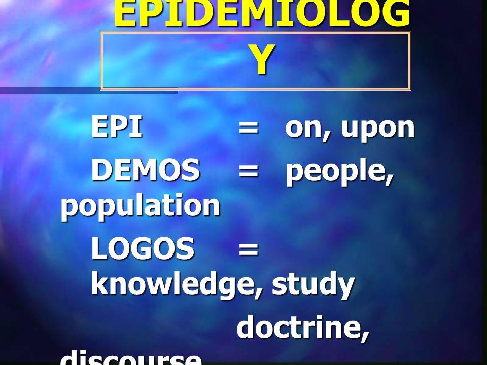 ธรรมชาติของการเกิด โรคเบาหวาน ระยะก่อน เกิด ระยะเกิดโรค A : อินซูลิน H : อายุ เพศ น้ำหนักตัว กรรมพันธุ์ โรค ประจำ E : เศรษฐกิจ สังคม ฯลฯ หัวใจ ตาย อวัยวะ บกพร่อง ตามัว แผลหายช้า อาการ ; หิวบ่อย ปัสสาวะบ่อย..