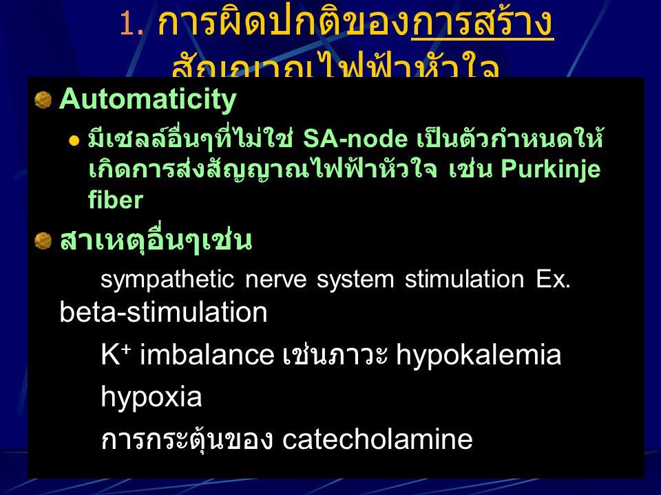 Tocainide and mexiletine เป็นอนุพันธ์ของยา lidocaine ออกฤทธิ์เหมือน lidocaine, not change EKG RX: ventricular dysrhythmia สามารถใช้ได้ทาง oral route เพราะไม่เกิด first pass hepatic metabolism.