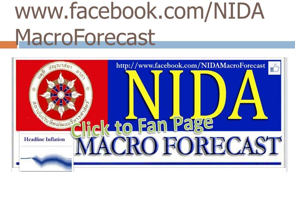 www.facebook.com/NIDA MacroForecast 9