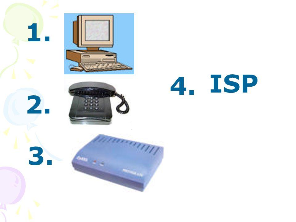 1. 2. 3. 4. ISP