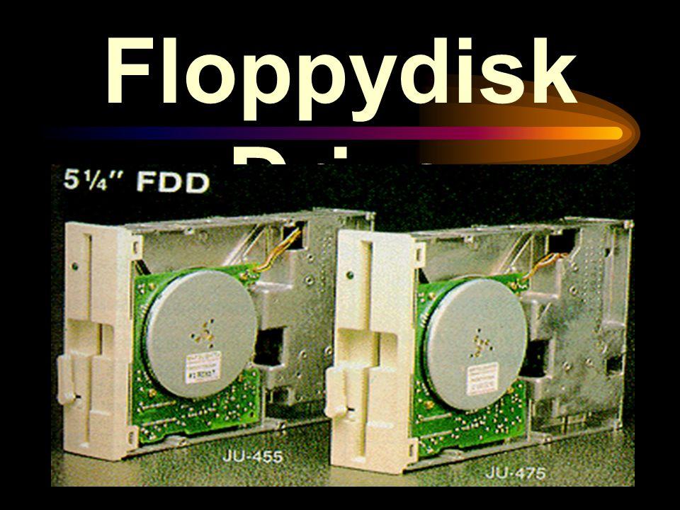 Floppydisk Drive