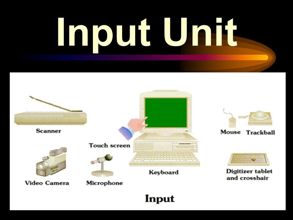 Output Unit
