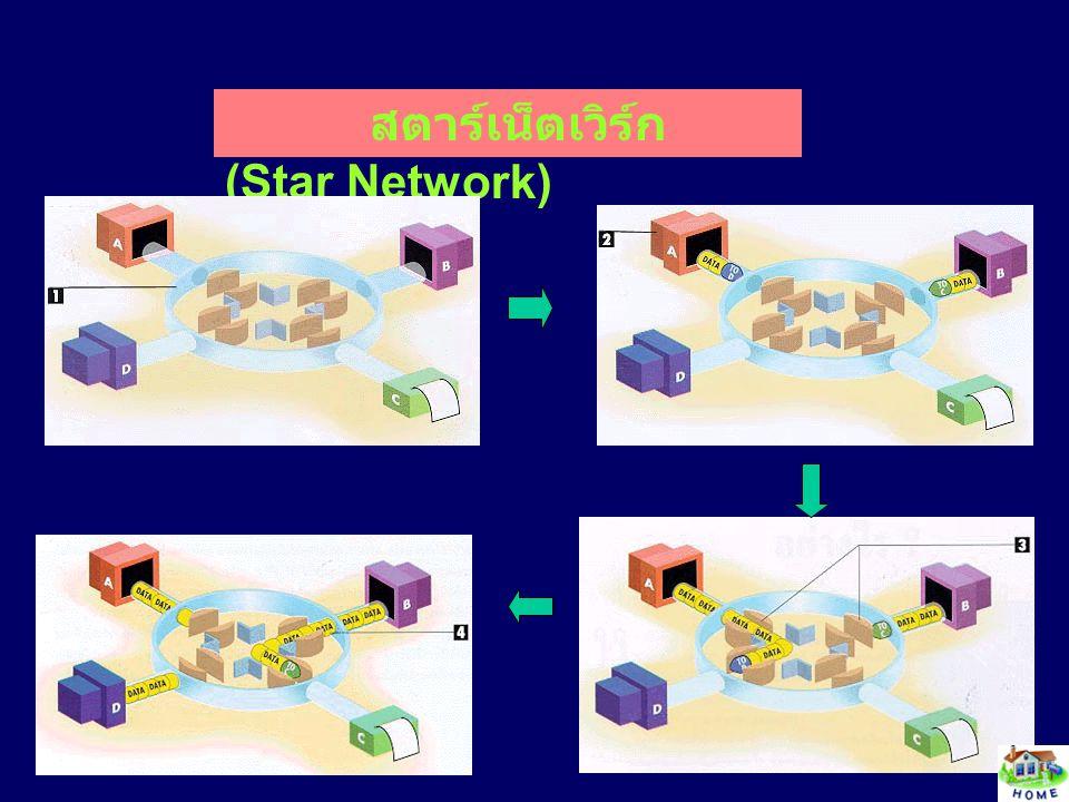 สตาร์เน็ตเวิร์ก (Star Network)