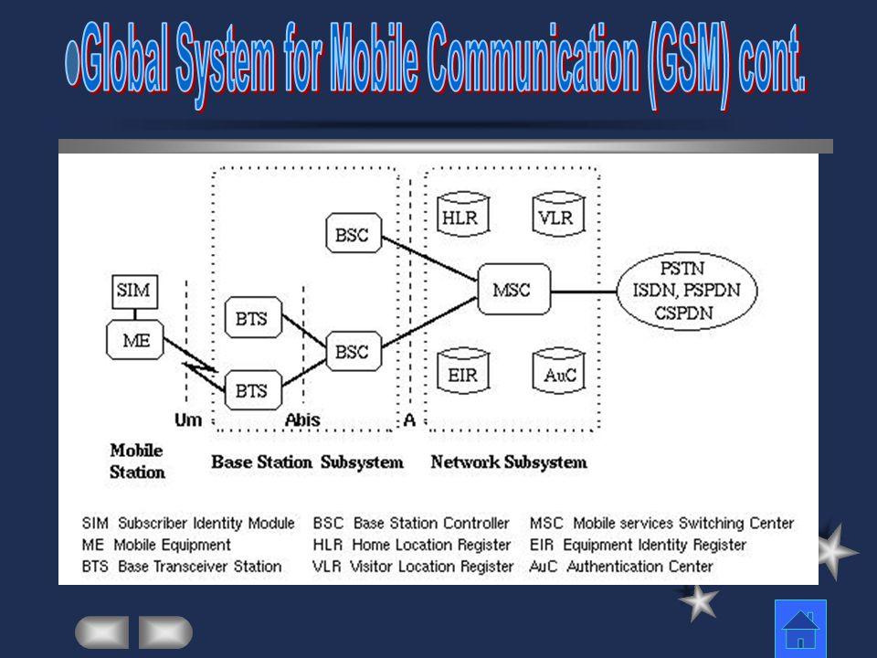 TDMA คือสิ่งแรกที่เฉพาะเจาะจงเช่นเดียวกัน กับความเป็นมาตรฐานของ EIA\TIA มาตรฐาน United state ของ TDMA คือ Interium Standard 50 (IS-136) TDMA โดยปกติแล้วมีอยู่ร่วมกันด้วยช่องทาง analog บนเครือข่ายที่เหมือนกัน หนึ่งผลประโยชน์ของเทคโนโลยี dual-mode คือ ผู้ใช้สามารถได้กำไรจาก board ครอบคลุมถึงเครือข่าย analog ที่ก่อตั้งขึ้น Universal Wireless Communication Consortium (UWCC) คืออะไร ?