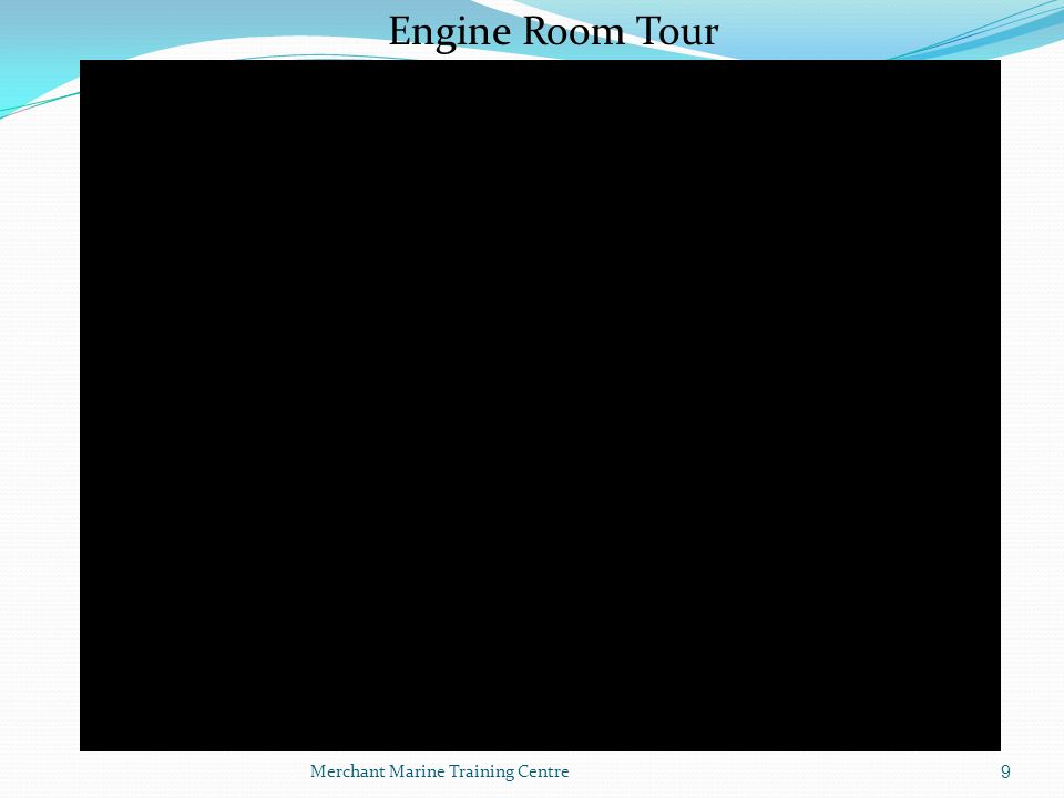 Merchant Marine Training Centre9 Engine Room Tour