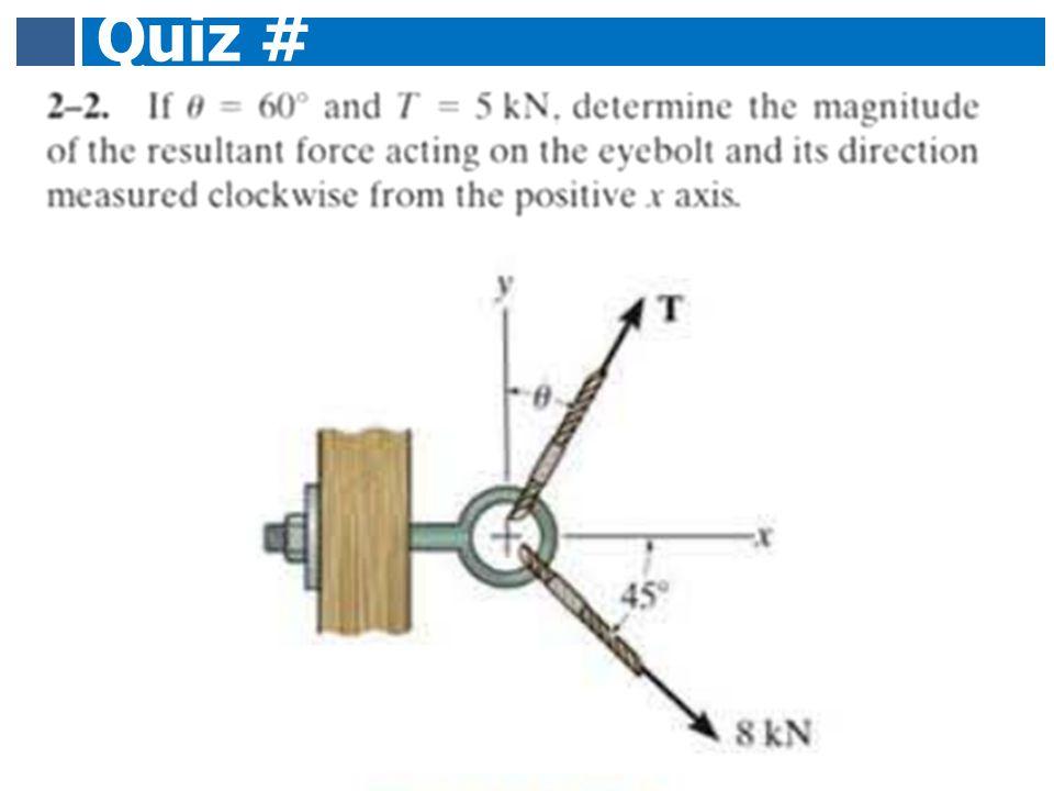 Quiz # 1.1