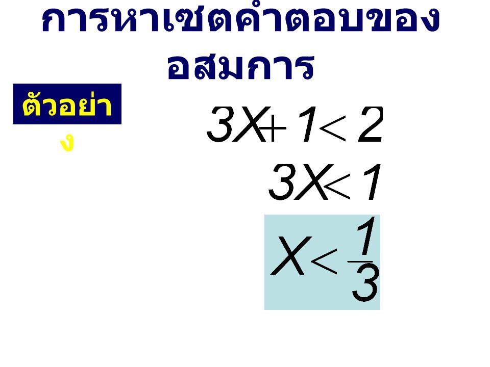 9 กฎทองคำหลักการแก้อสมการกำลังสองและสูงกว่า 2. ปักหลักสร้างสรรค์มากกว่าหน่อย