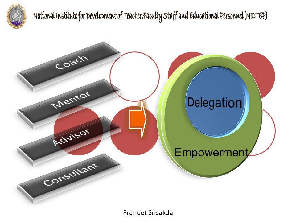 Praneet Srisakda Empowerment