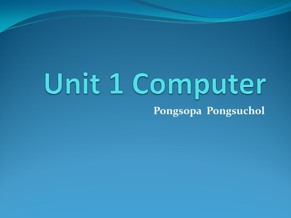 Pongsopa Pongsuchol