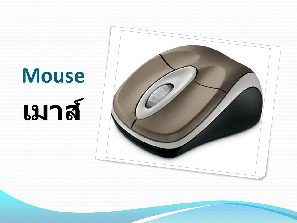 Mouse เมาส์