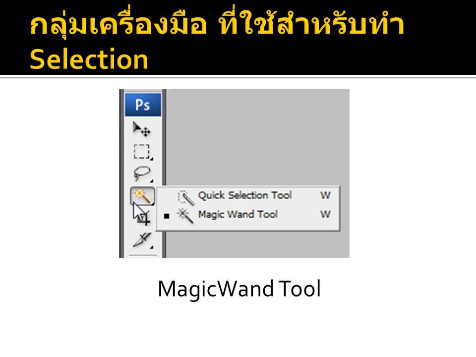 MagicWand Tool