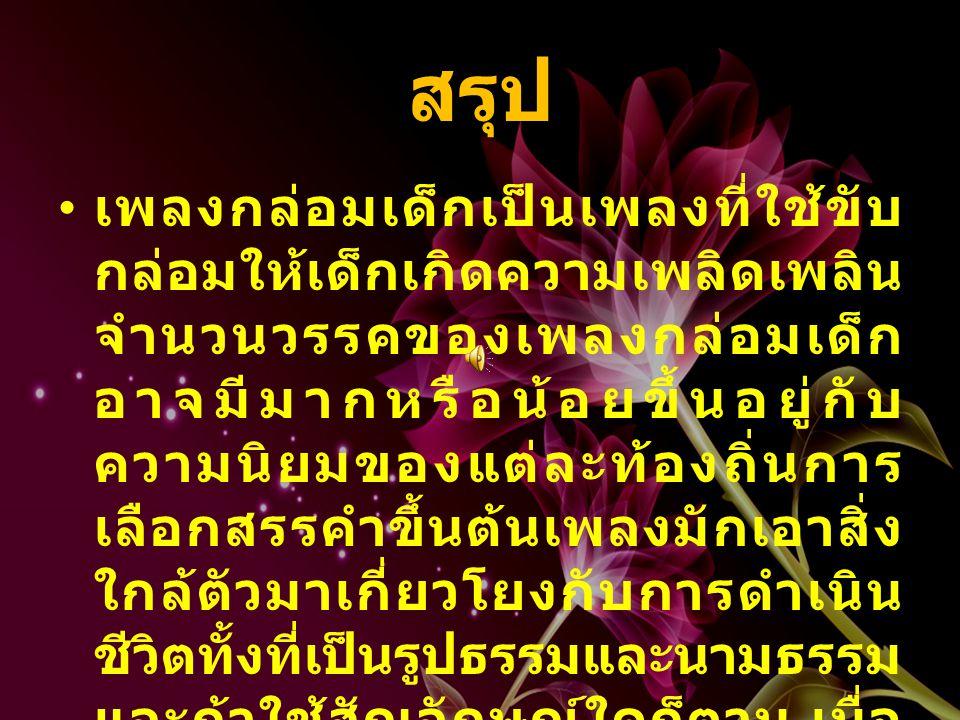 จัดทำโดย นายอาณัฐ เพชรแก้ว นักศึกษาหลักสูตร สาขาวิชาภาษาไทย คณะครุศาสตร์ มหาวิทยาลัยราชภัฏสุ ราษฎร์ธานี