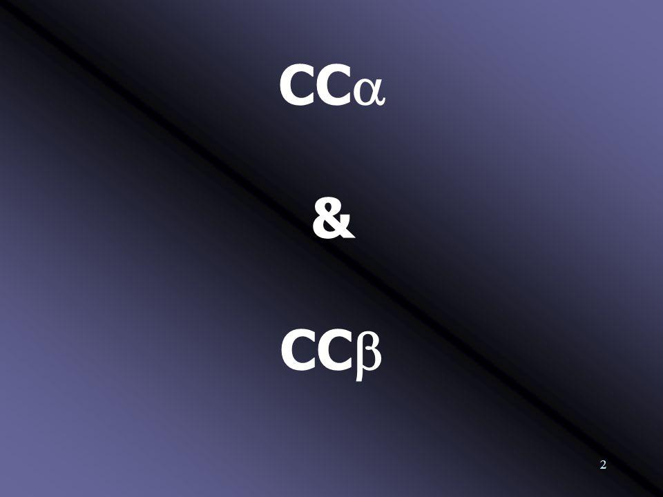 2 CC  & CC 