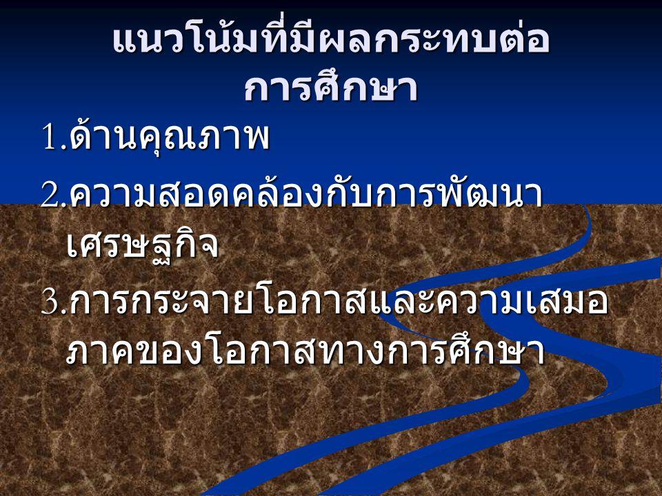 4.การปลูกฝังค่านิยมและมโนทัศน์ที่ ถูกต้อง 5. การปลูกฝังความเป็นนัก ประชาธิปไตย 6.