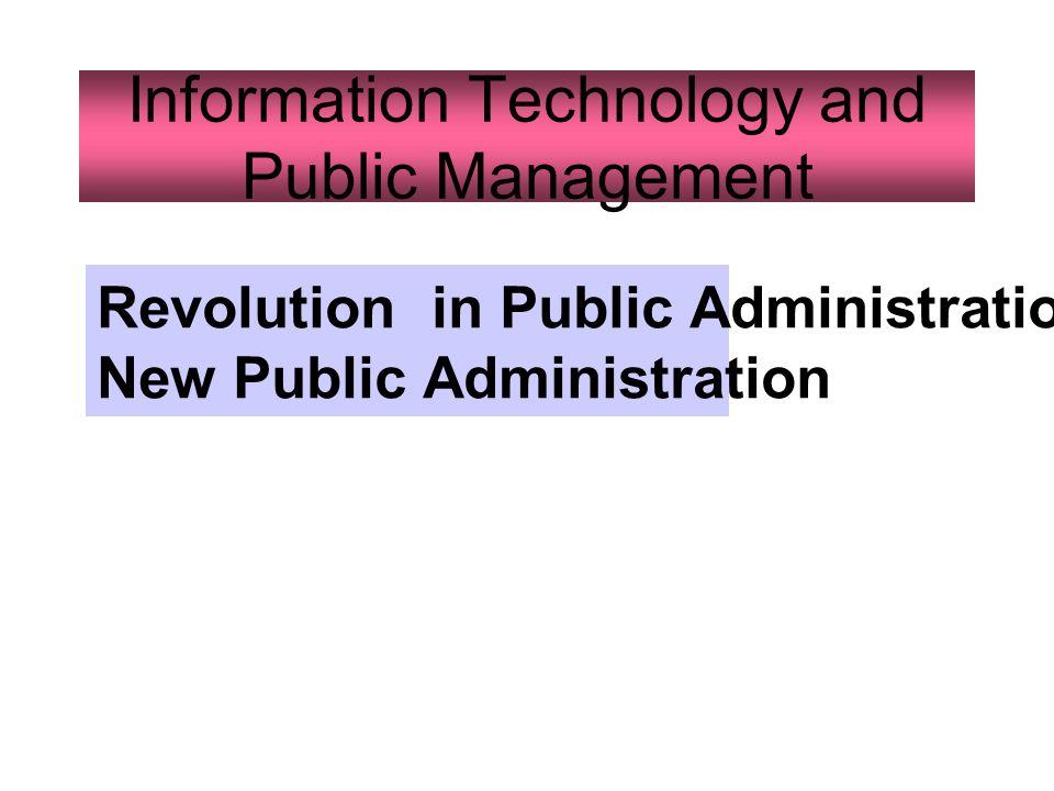 สภาพแวดล้อมของ องค์กรภาครัฐ Public Sector