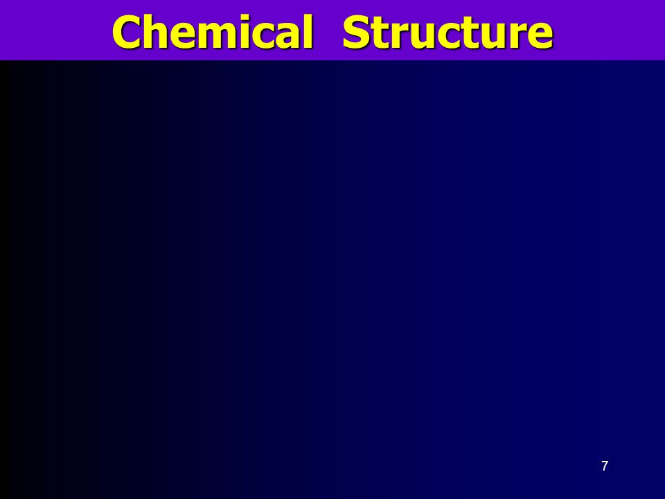 7 ChemicalStructure Chemical Structure