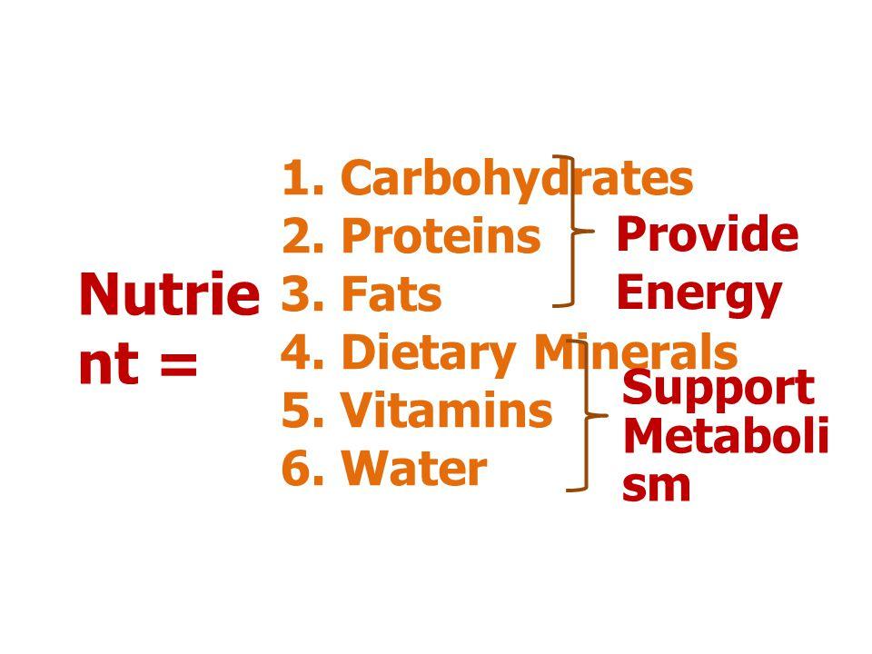 Nutrie nt > Food