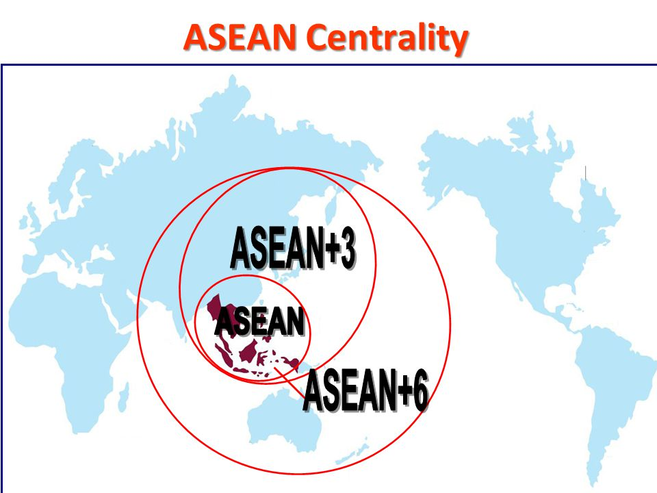 ASEAN Charter (กฎบัตรอาเซียน) A constitution of ASEAN ธรรมนูญอาเซียน วางกรอบการทำงาน การจัดตั้งสถาบัน และ แนวทางกฎหมายของ ASEAN วัตถุประสงค์หลักของ ASEAN Charter -- สร้าง ASEAN ให้ …..