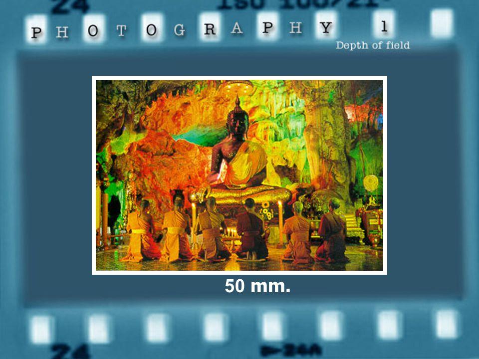 ภาพตัวอย่าง จากการใช้เลนส์ปกติหรือเลนส์มาตรฐาน 50 mm.