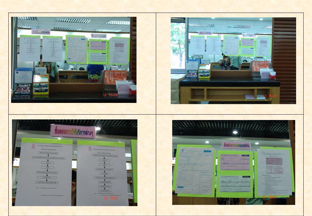 10 ออกแบบสื่อให้น่าสนใจ แสดงภาพตัวอย่างการปรับปรุงการจัดบอร์ดประชาสัมพันธ์