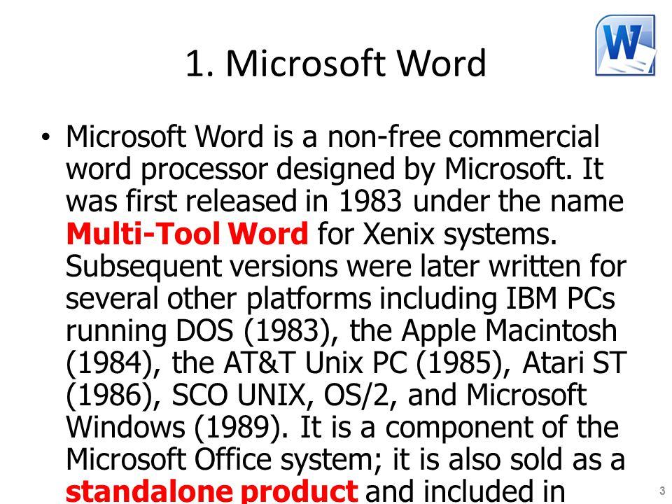 Wordart WordArt is a text modifying feature in Microsoft Word, a popular word processing program.