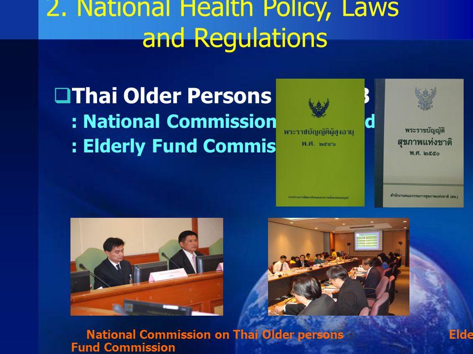 สิทธิผู้สูงอายุ พระราชบัญญัติ ผู้สูงอายุ ปีพ. ศ.2546 มาตรา 11