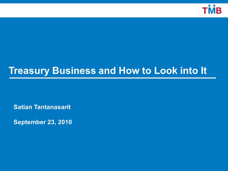 IRS/CRS ลูกค้า Interbank Counterparty Interbank Counterparty TMO Trader FPA /Inst.Sales 1.