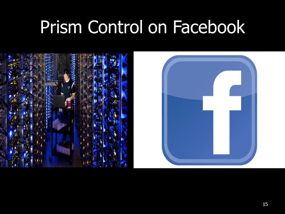 Prism Control on Facebook 15