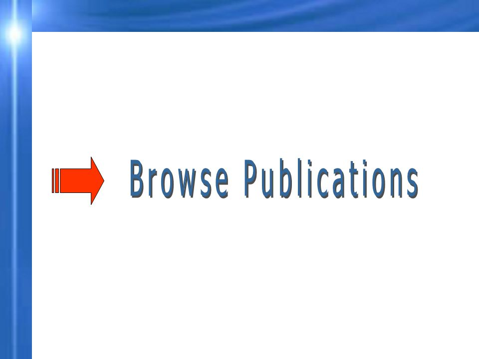 Browse Publications คลิกเลือก Browse : By Publisher