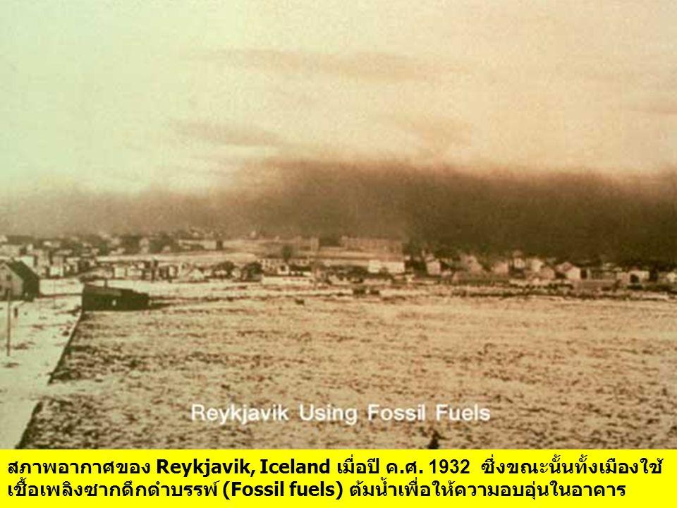 สภาพอากาศของ Reykjavik, Iceland เมื่อปี ค.ศ.