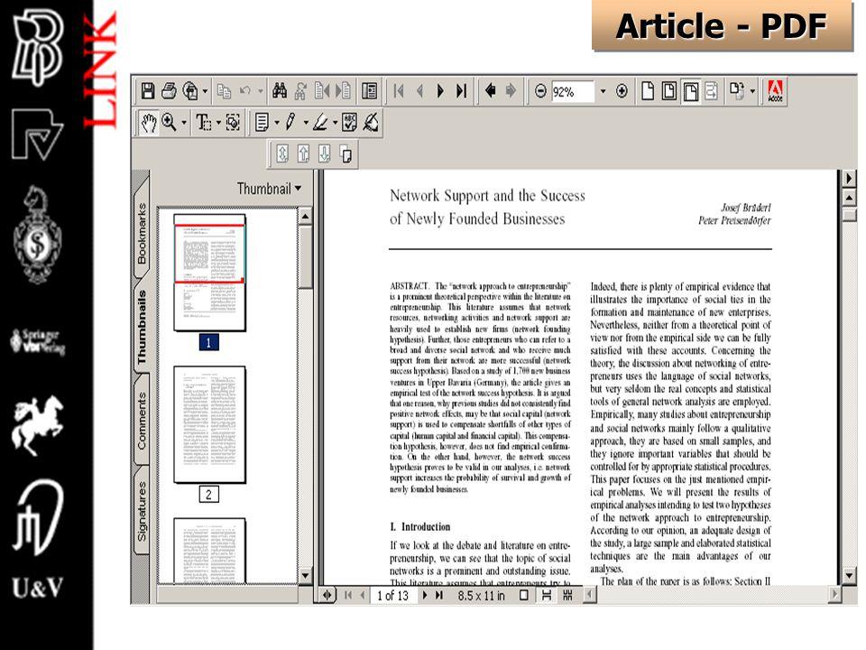 Article - PDF