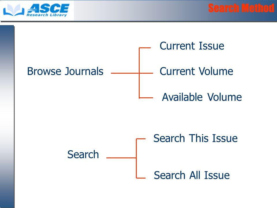 Advanced Search 2.