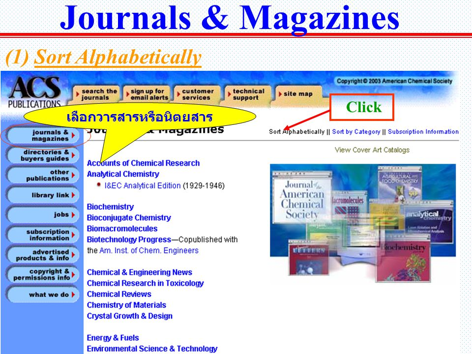 Show Results in html format บทความรูปแบบ HTML