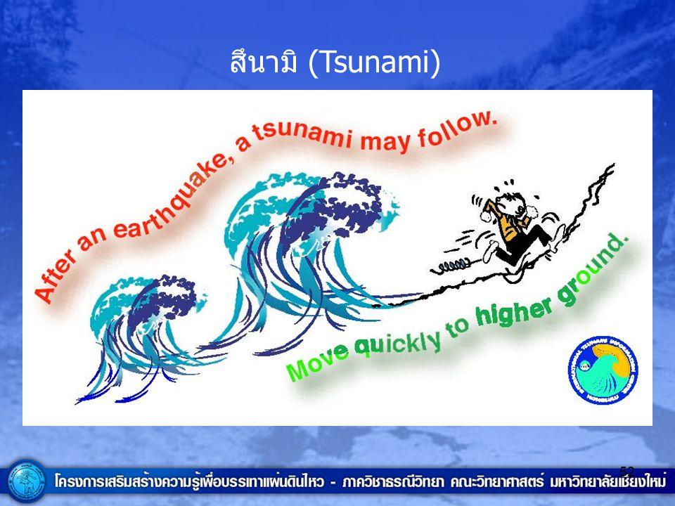 52 สึนามิ (Tsunami)