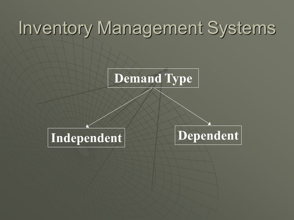 Inventory Accuracy 1.Maintain orderly stockrooms 2.