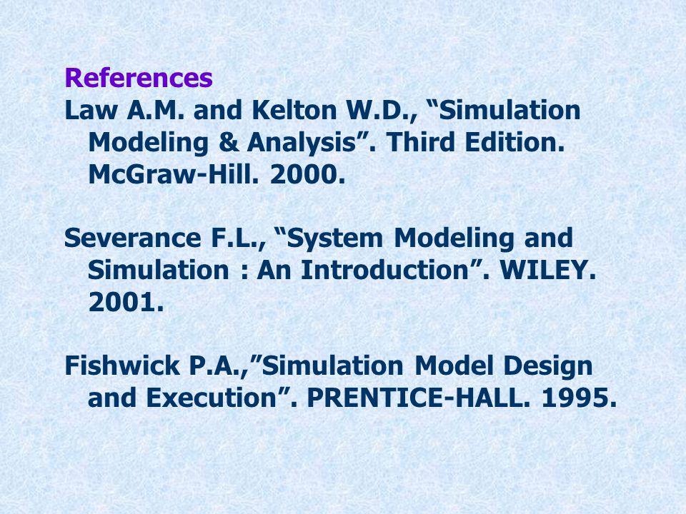 ตัวแบบจำลอง (model) หุ่น ตัวแทนวัตถุหรือระบบ โปรแกรมคอมพิวเตอร์ หรือเครื่องมือที่แทนองค์ประกอบต่าง ๆ ของระบบ ที่ถูกสร้างขึ้นเพื่อใช้ศึกษาการทำงานของระบบ งานจริง ประเภทของตัวแบบจำลองแบ่งตามประเภทของ ระบบงาน