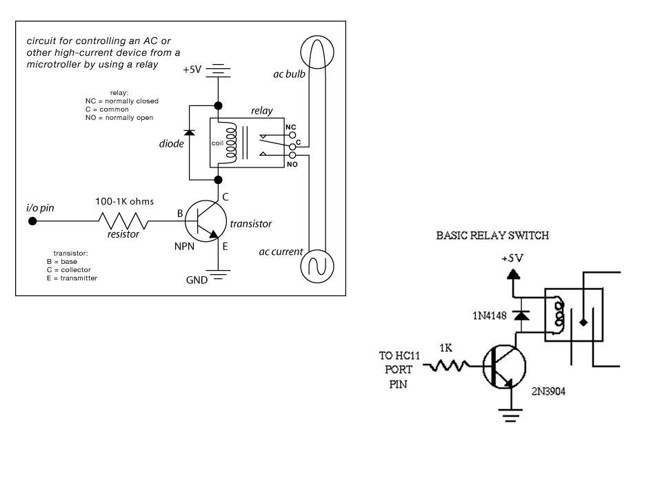 การใช้ TRIAC เป็นสวิทซ์ควบคุม สามารถใช้กับไฟ 220 โวลต์ได้