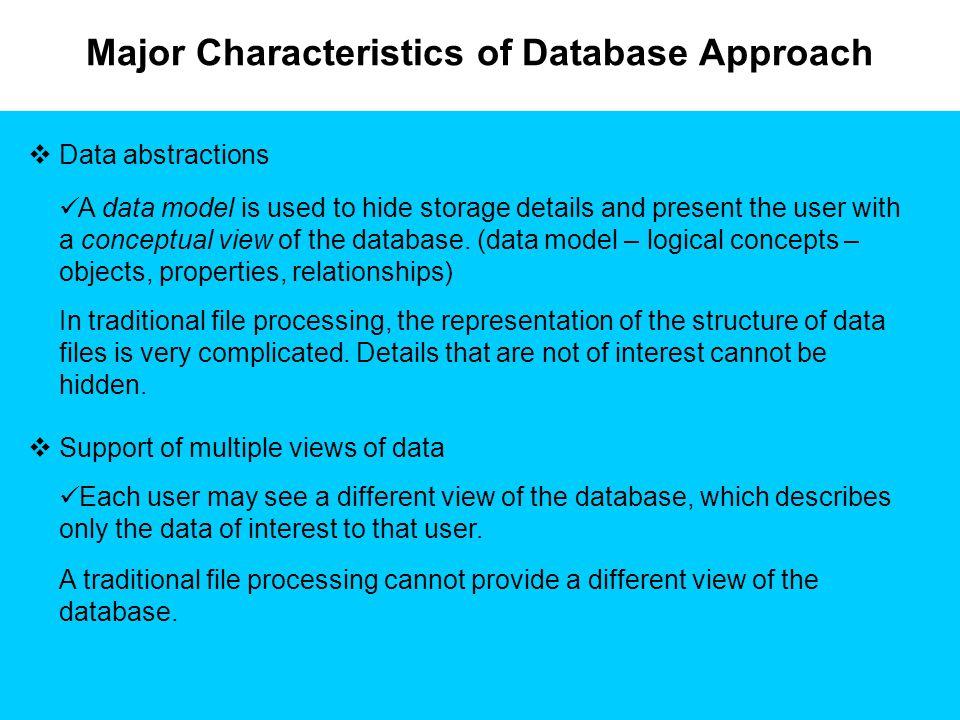 Three-Schema Architecture Source: Elmasri R.& Navathe S.B.